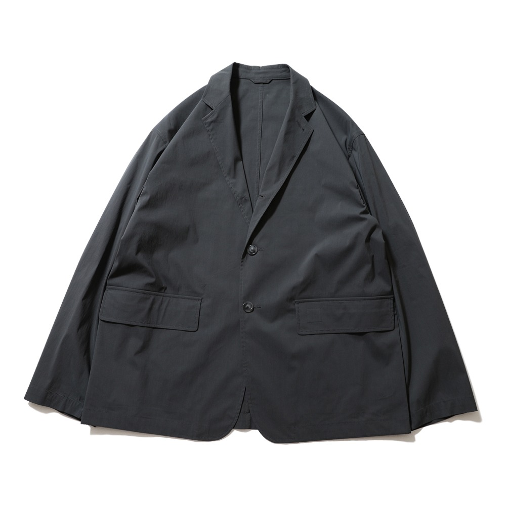 HORLISUNAston Stretch Set Up Jacket(Charcoal Gray)