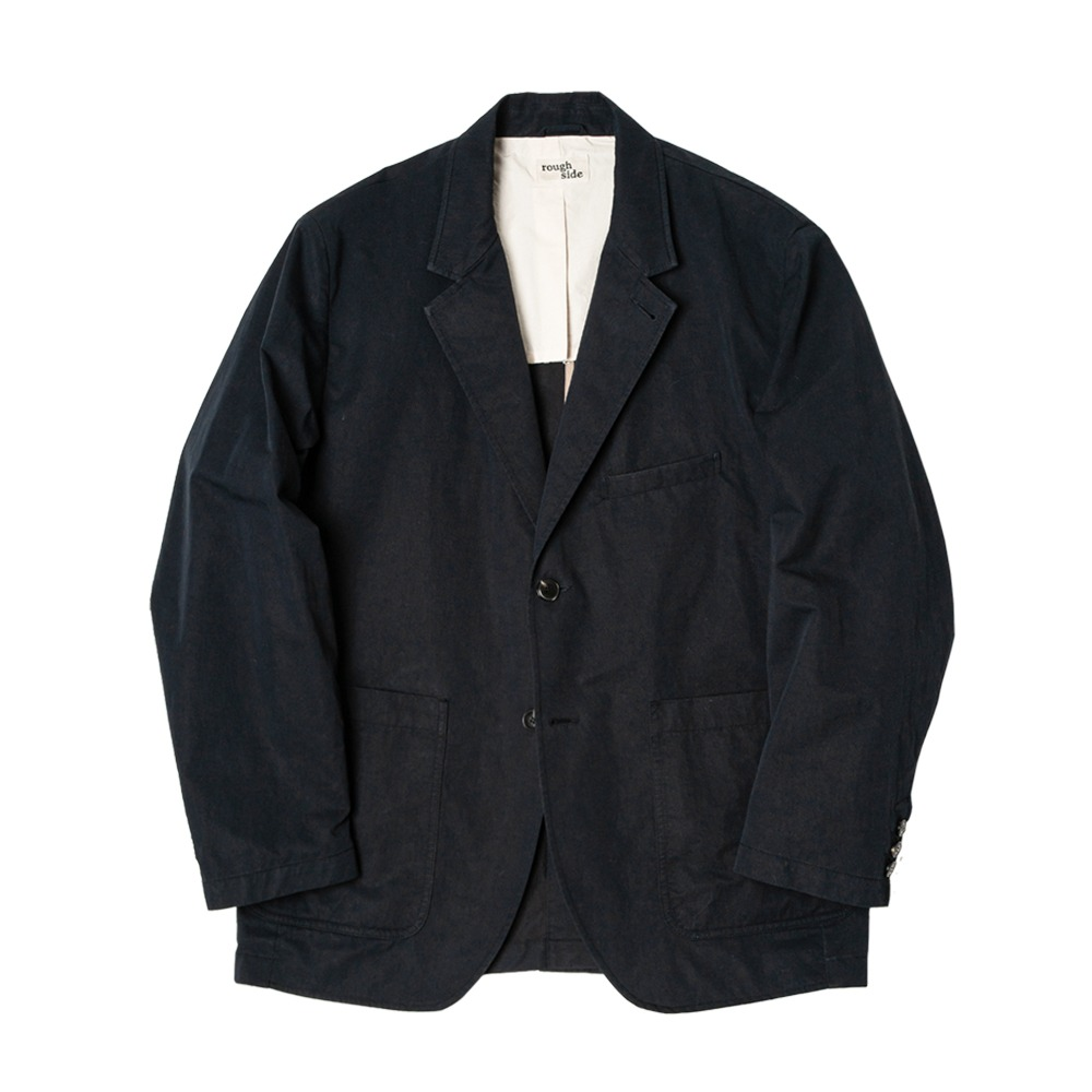 ROUGH SIDEClub Jacket(Navy)