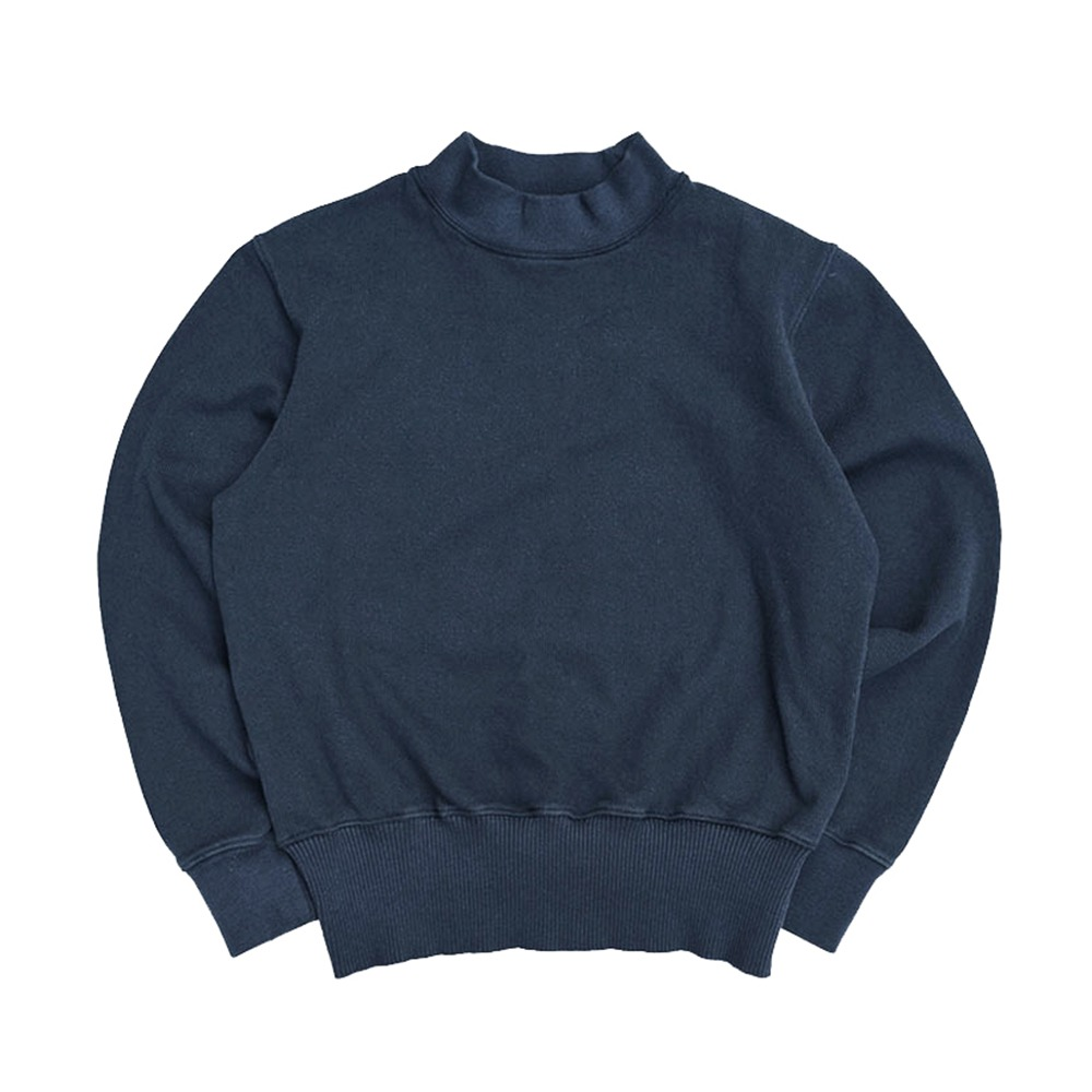 ALL TIME ORIGINALDeck Cotton Sweater(Navy)