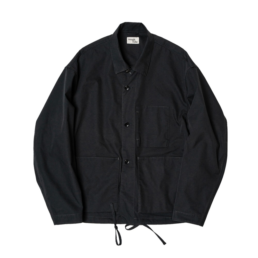 ROUGH SIDEComfort Jacket (Dark Navy)