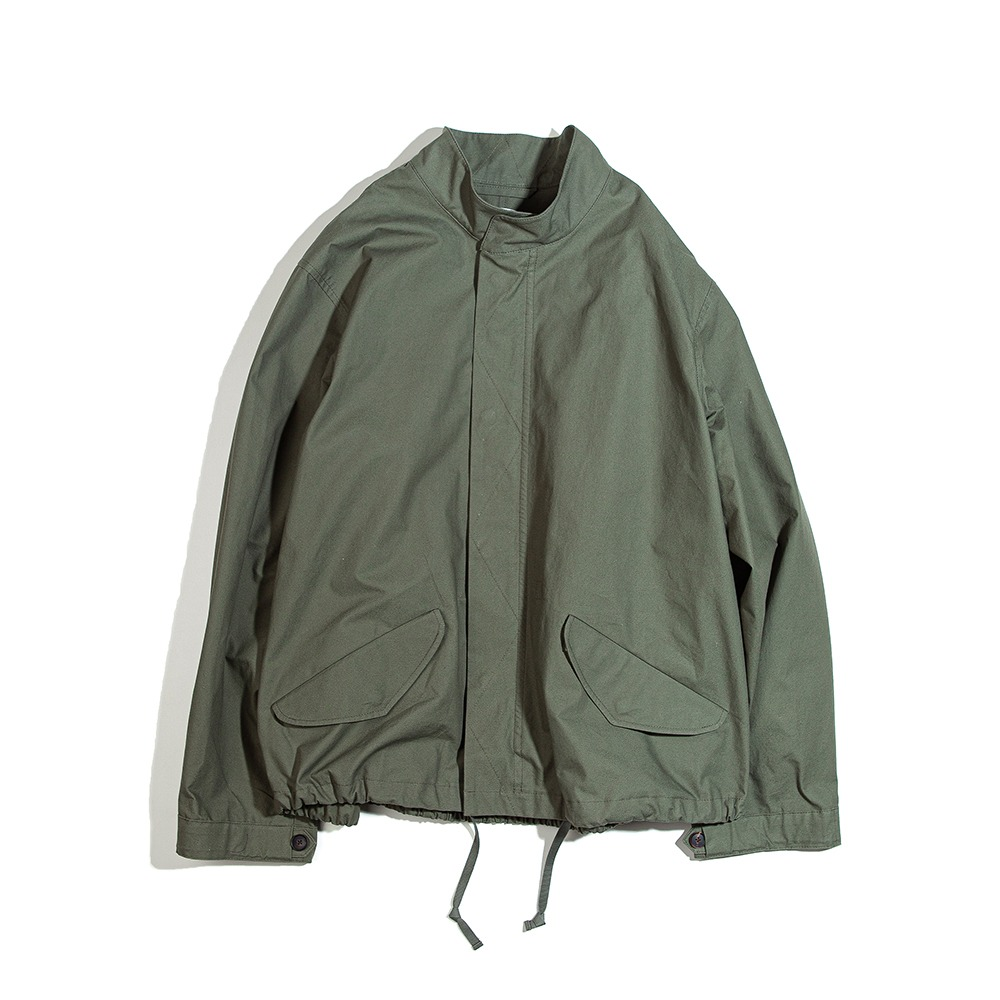 OURSELVESM-65 Fishtail Short Parka(Olive Drab)