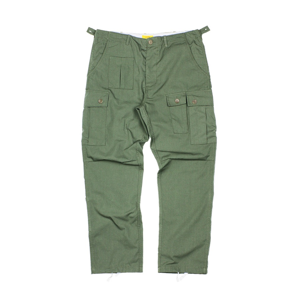 THE RESQ & COPilot BDU Pants(Khaki)