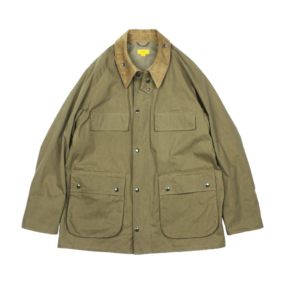 THE RESQ & COVeteran Hunting Jacket(Tan)