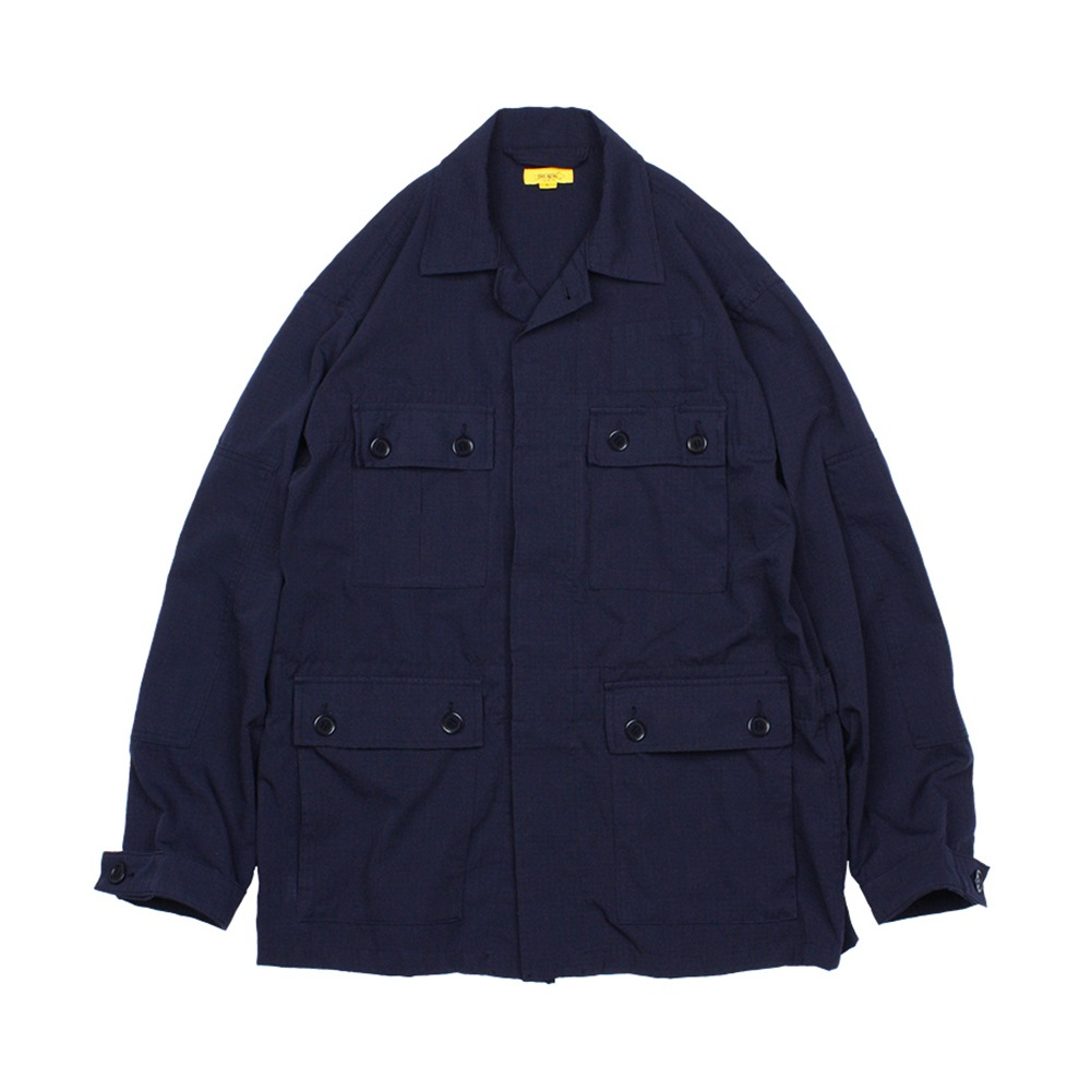 THE RESQ & COPilot BDU Jacket(Navy)