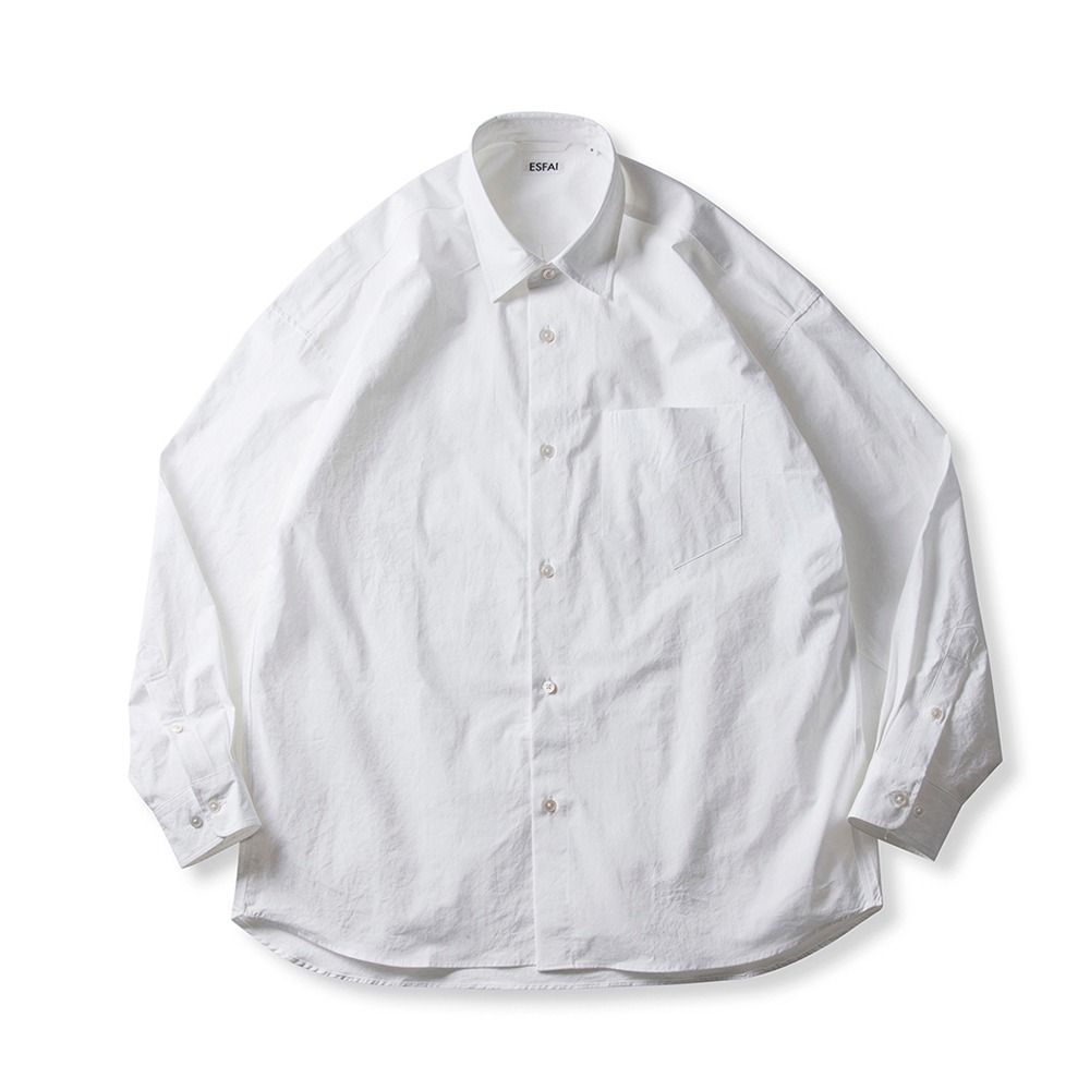 ESFAIOxst Over Shirts(Off White)