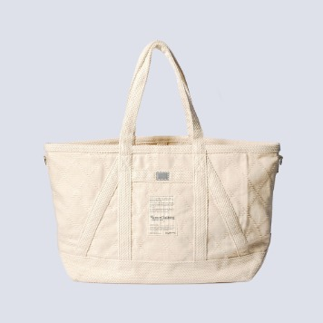 NAMER CLOTHINGPearl Weave Bag(Natural)