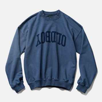 DEUTERODTR194290s Oldboy Sweat Shirts Ver.3(Vintage Blue))
