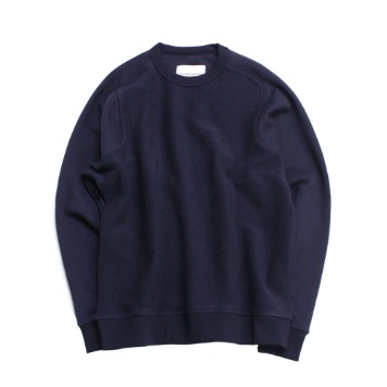YOU NEED GARMENTSBalance Terry Sweat(Navy)30% OFF