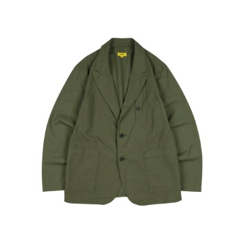 THE RESQ & COSeokia JacketBio Washed Cotton(Olive Drab)