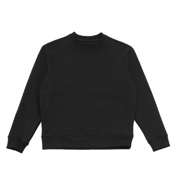 KEI CURRENTB Sweat Shirts(Black)