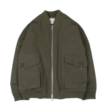 YOU NEED GARMENTSWaxed Extra Jacket(Olive)30% OFF