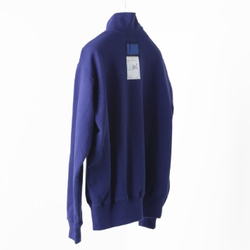 DOCUMENTChristmas Turtle Neck Sweat Jersey(Blue)