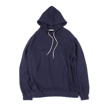 YOU NEED GARMENTSBanded Hoodie(Navy)