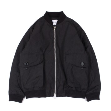 YOU NEED GARMENTSWaxed Extra Jacket(Black)30% OFF