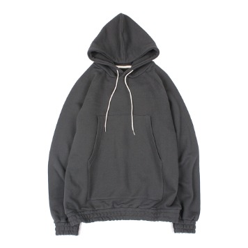 YOU NEED GARMENTSBanded Hoodie(Charcoal)