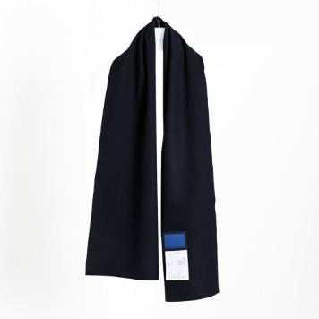DOCUMENTWool Muffler(Navy)
