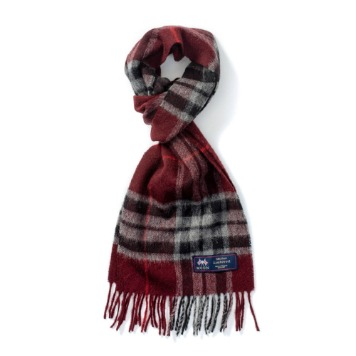 *2020 HOLIDAY GIFT GUIDE**RESTOCK*ABRAHAM MOONMerion Wool Muffller(Westminster Burgundy)20% OFF