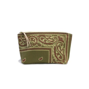 CACTUS SEWING CLUBUtility Pouch Size 02(Olive)
