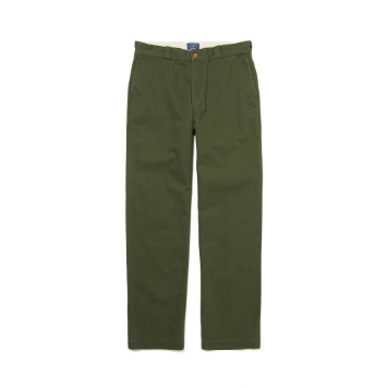 DEMIL  Lot. 032 Chino Trousers (Olive)