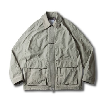 ESFAIVOL 2. Nylon Jacket(Khaki)(10% Off)