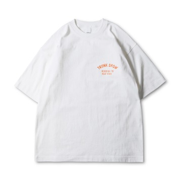 ESFAITrunk ShowHeading To New York T-Shirts(White)