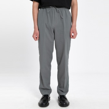 AFTER PRAYWind Seersucker Track Pants(Jade)