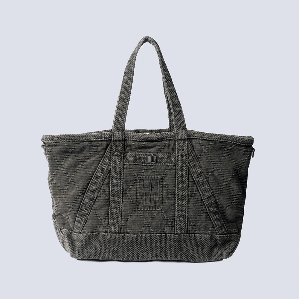 NAMER CLOTHINGPearl Weave Bag(Black)