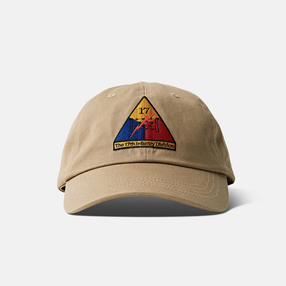DEUTERODTR193817th D.I.V. Cap(Beige)