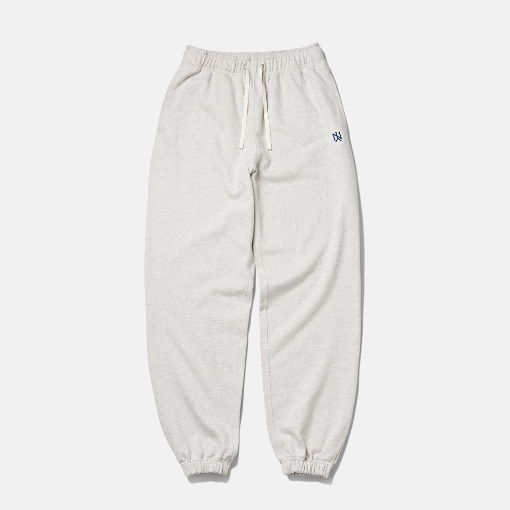 DEUTERODTR195090s Y.N Sweat Pants(Melange Grey)