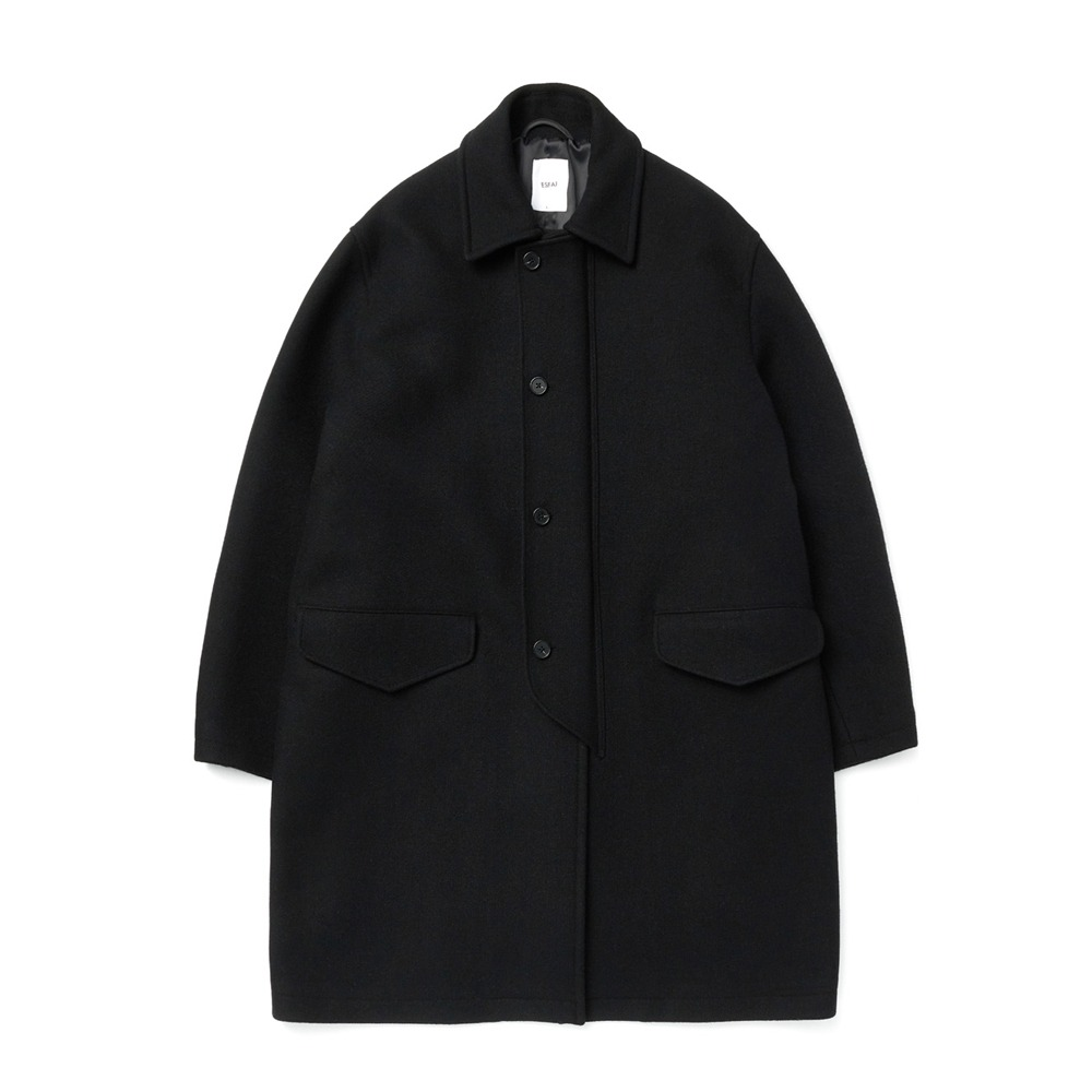 ESFAI*PREORDER*SO30 Cover Coat(Black)15% Off