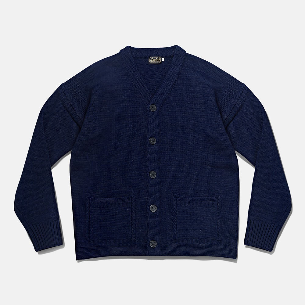 DEUTERODTR1944University Cardigan(Navy)