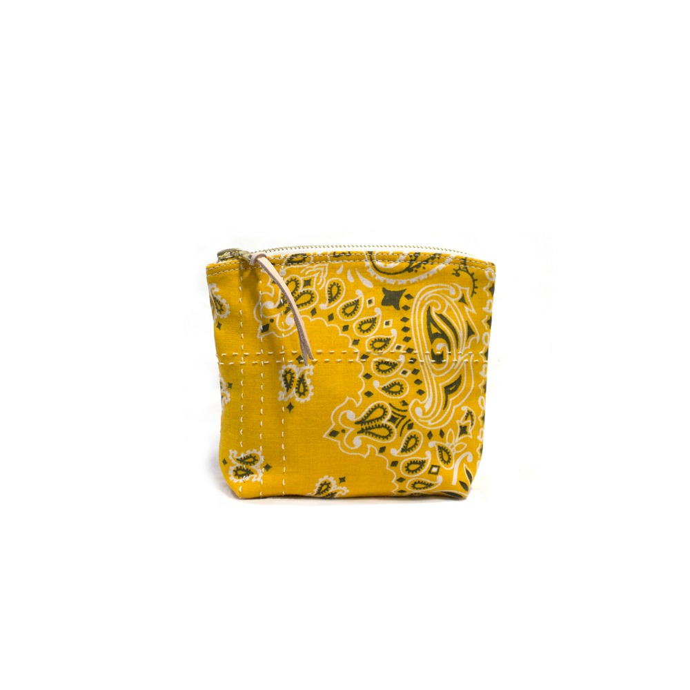 CACTUS SEWING CLUBUtility Pouch Size 01(Yellow)