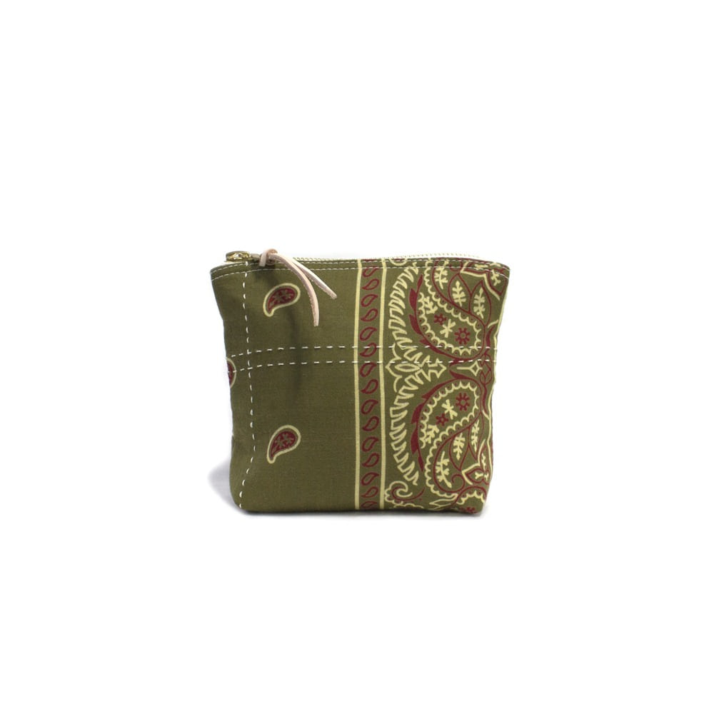 CACTUS SEWING CLUBUtility Pouch Size 01(Green)