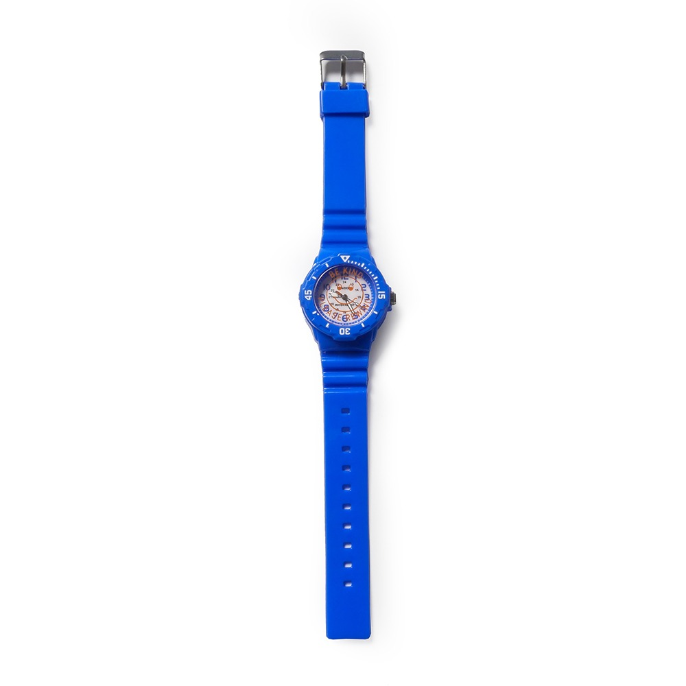SLEEPER HIT VIDEOS.H.V. Diver Watch(Blue)