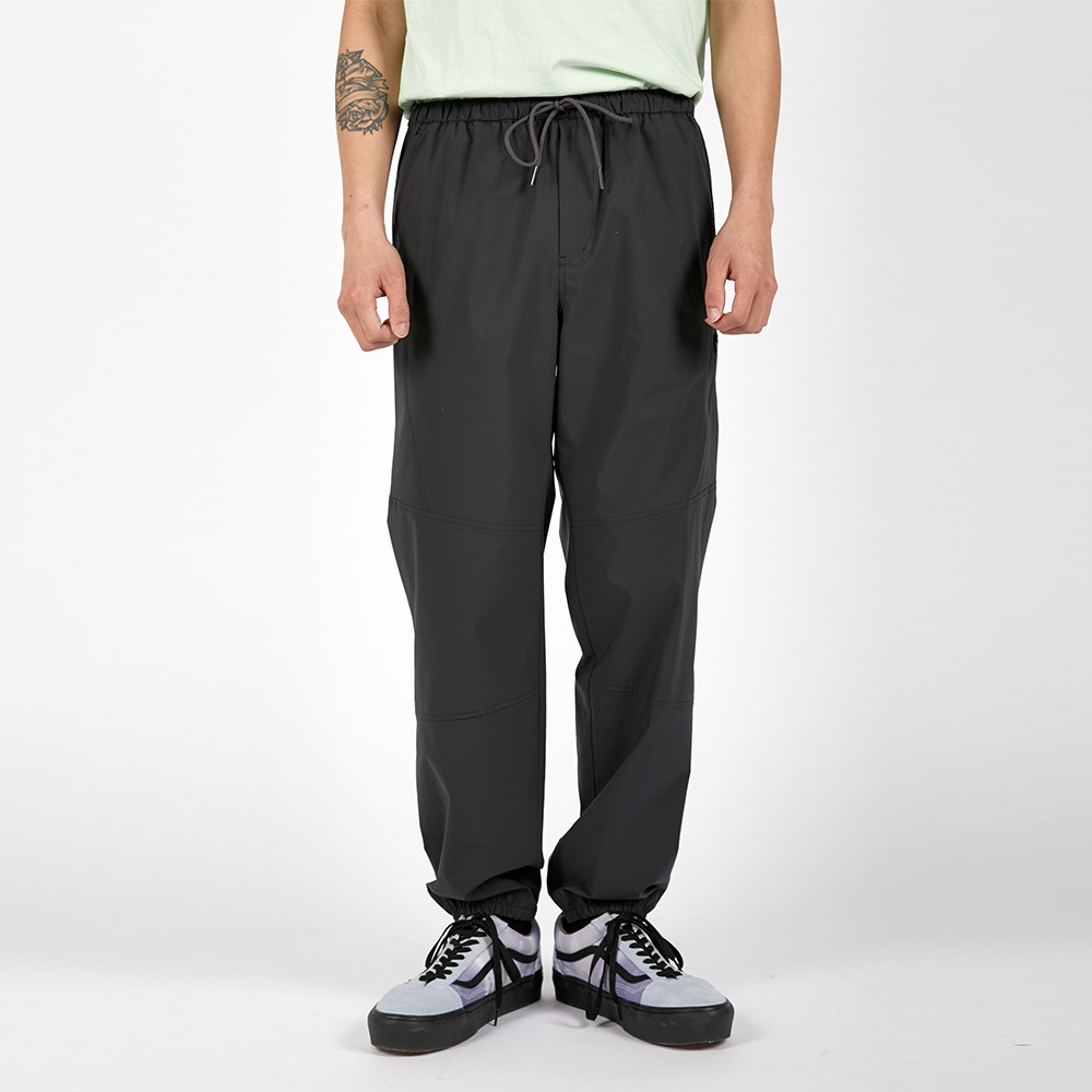 AFTER PRAYUtility Cutting Jogger Pants(Charcoal)