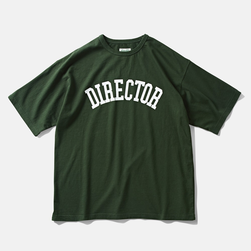DEUTERODTR1935 DTRO+AFST Director TEE(Forest Green)