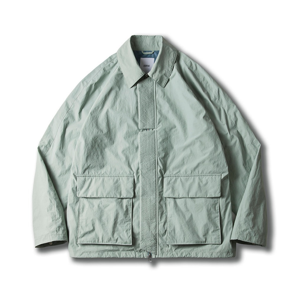 ESFAIVOL 2. Nylon Jacket(Mint)(10% Off)
