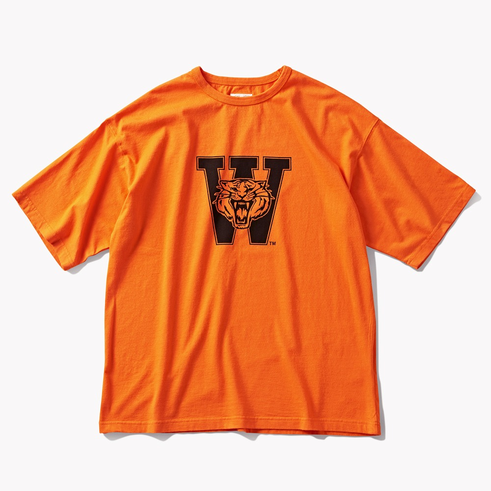 DEUTERO DTR1961 DTRO+AFST W.Tigers TEE(Orange)