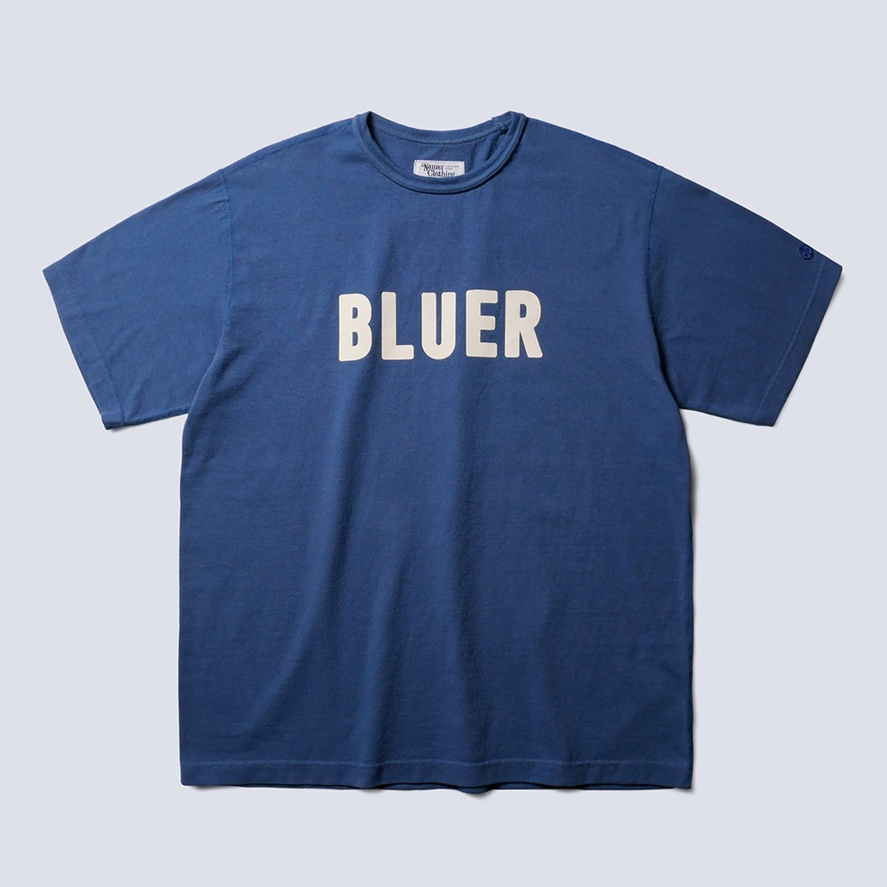 NAMER CLOTHINGBluer Team T-Shirts(Dusty Blue)