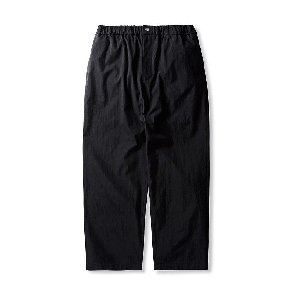 ESFAIBanding Wide Pants(Black)