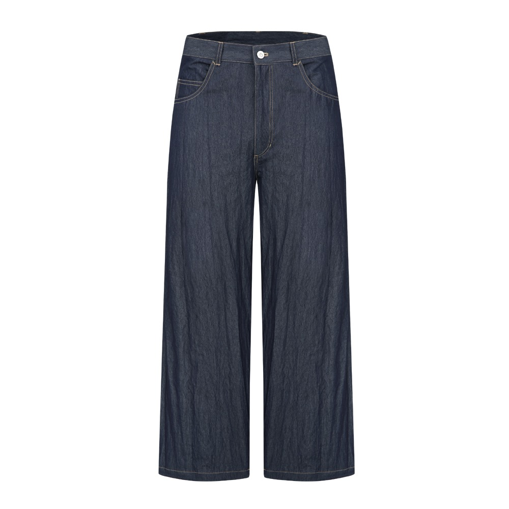 YOUNEEDGARMENTSOne Washed Light Denim Pants(Washed Indigo)