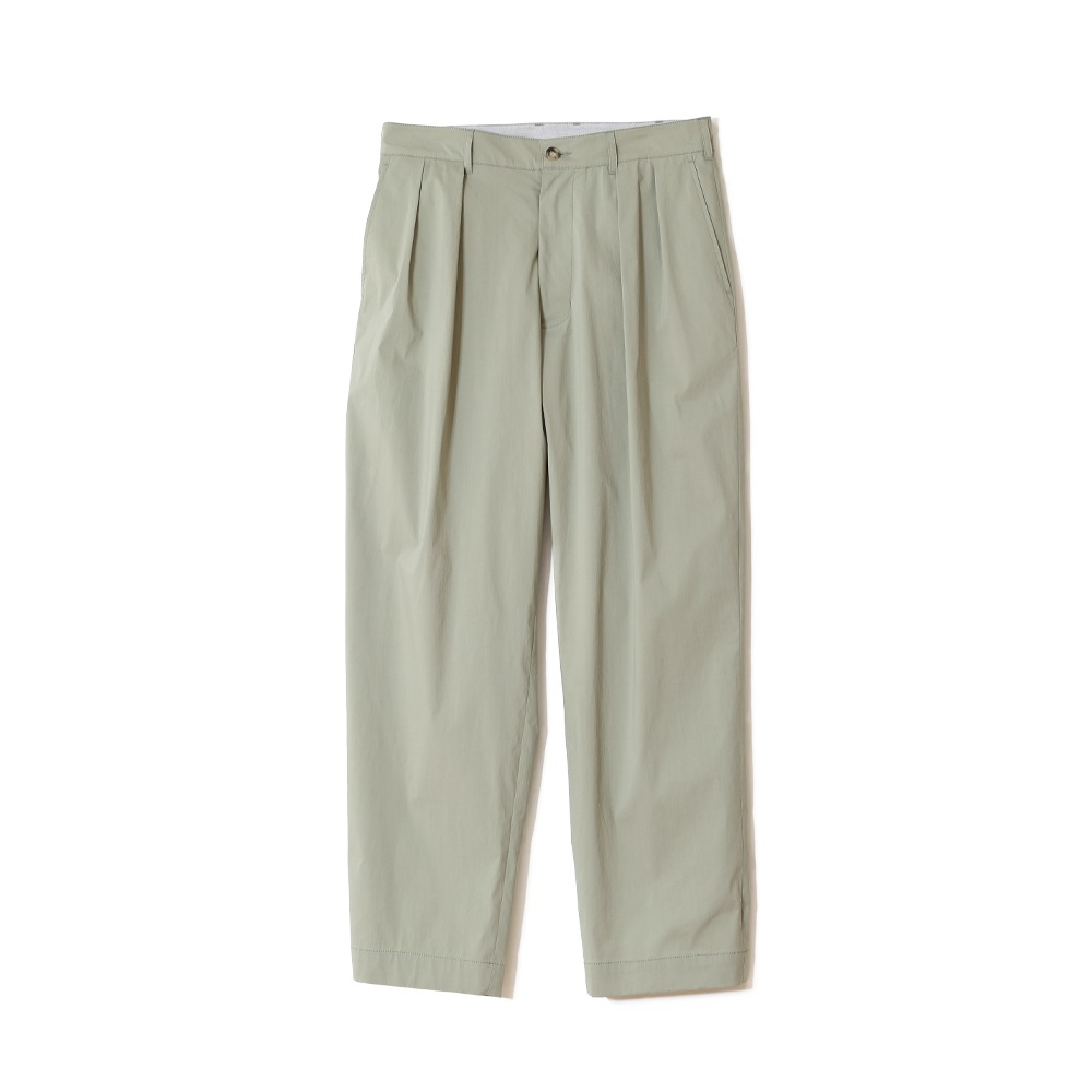 HORLISUNCorinth Stretch Pants(Soft Olive)