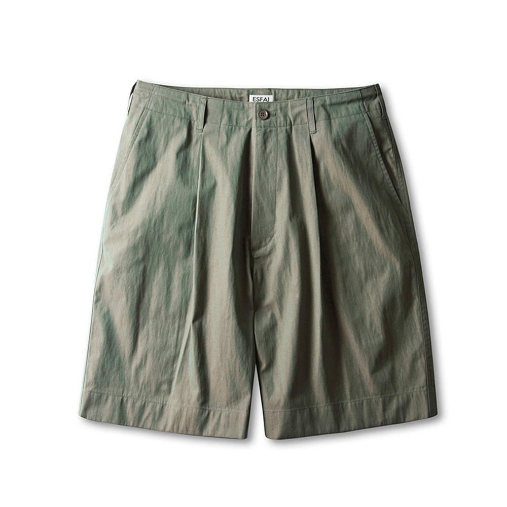 ESFAISolaro Wide Shorts(Green)