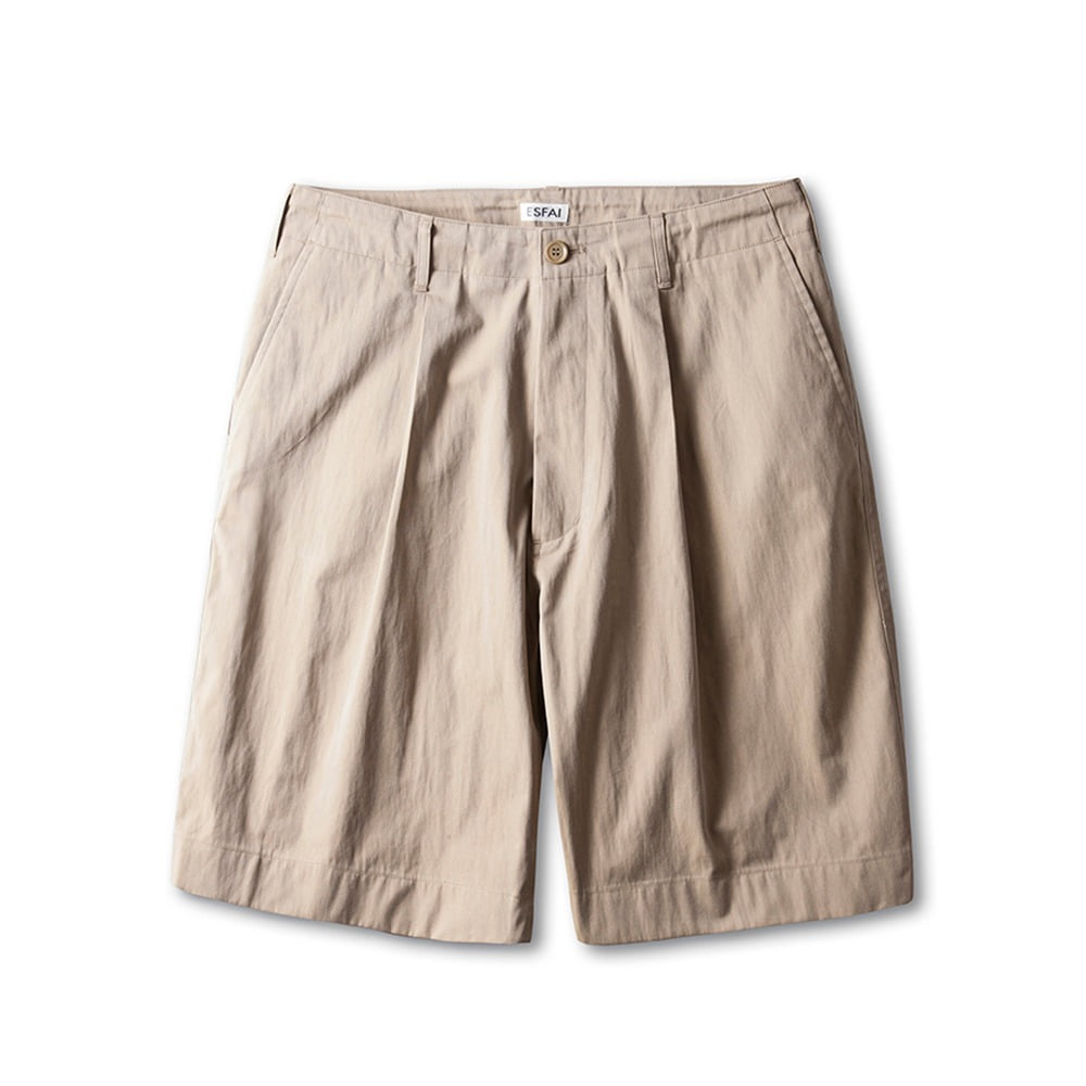 ESFAISolaro Wide Shorts(Beige)